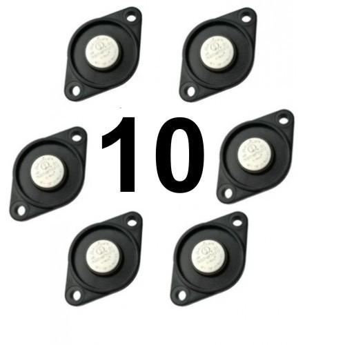 Pack com 10 Buttons para Ronda Viggia TopData