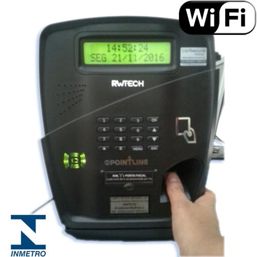 Relógio Biométrico BIOPROX-C - Conexão WIFI