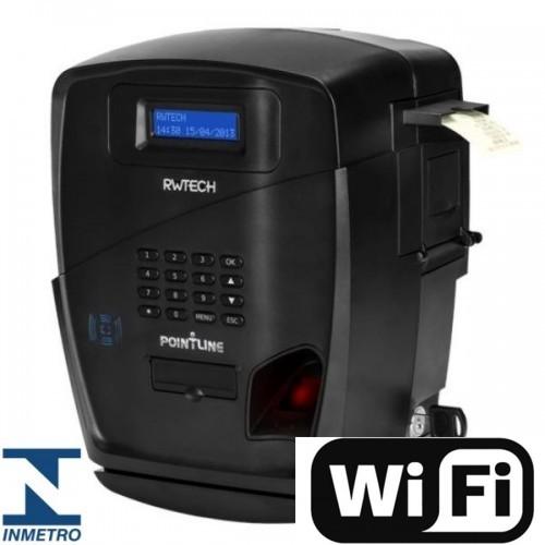96f512c4a19 Relógio Pointline BIOPROX-C - WIFI - Upsecure