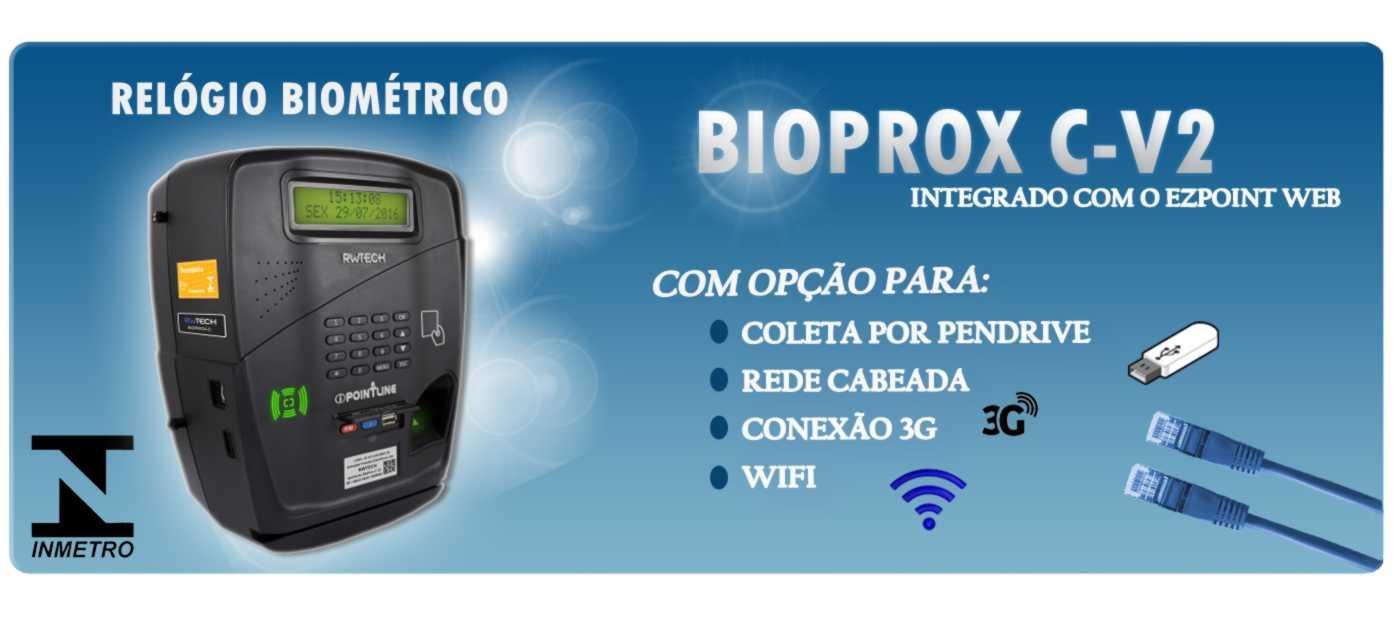 5a7eeb0392c point line mobile ezpointweb. Produtos em Destaque. Relógio Biométrico  BIOPROX-C - Conexão por Rede ou Pendrive